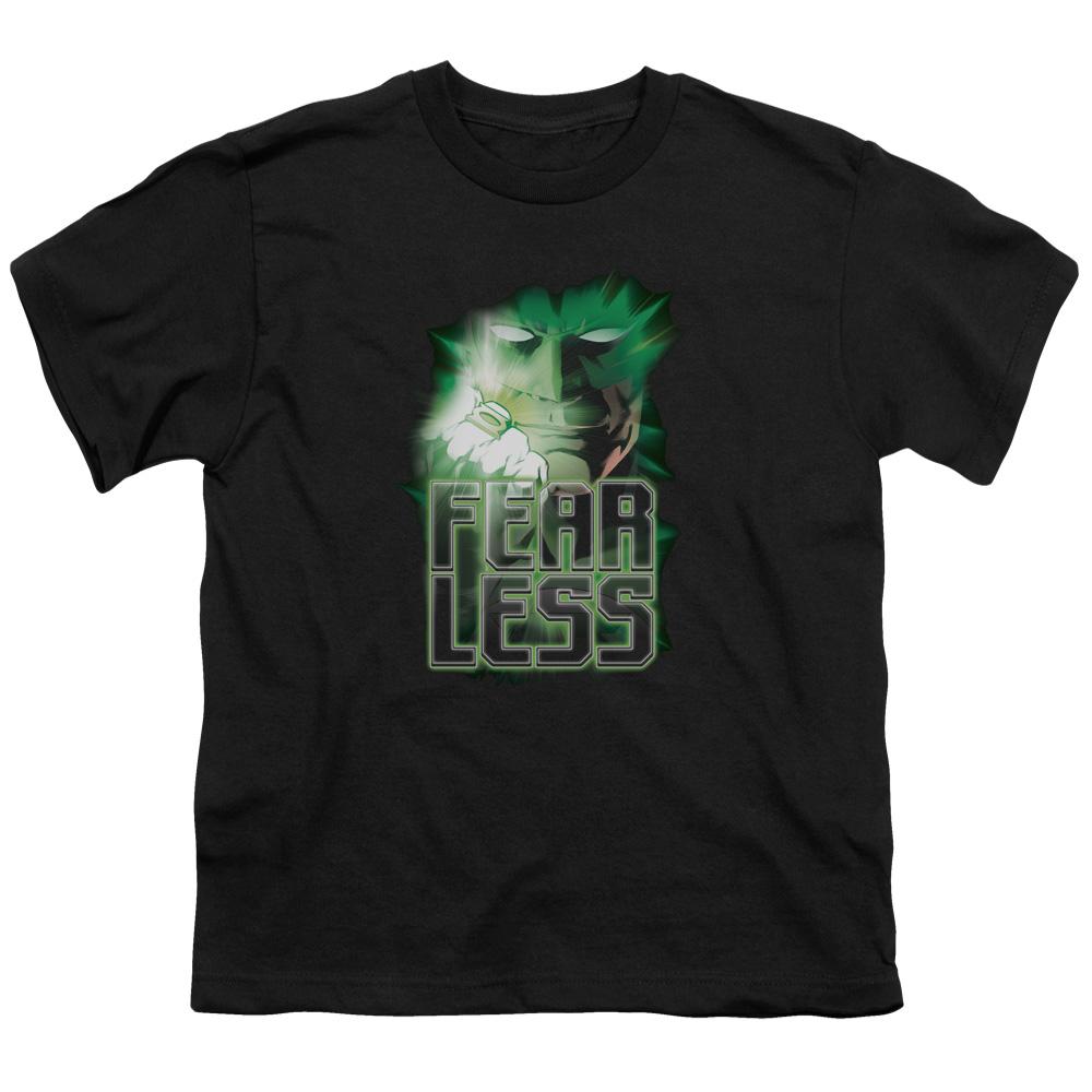 Green Lantern Fearless Kids T-Shirt