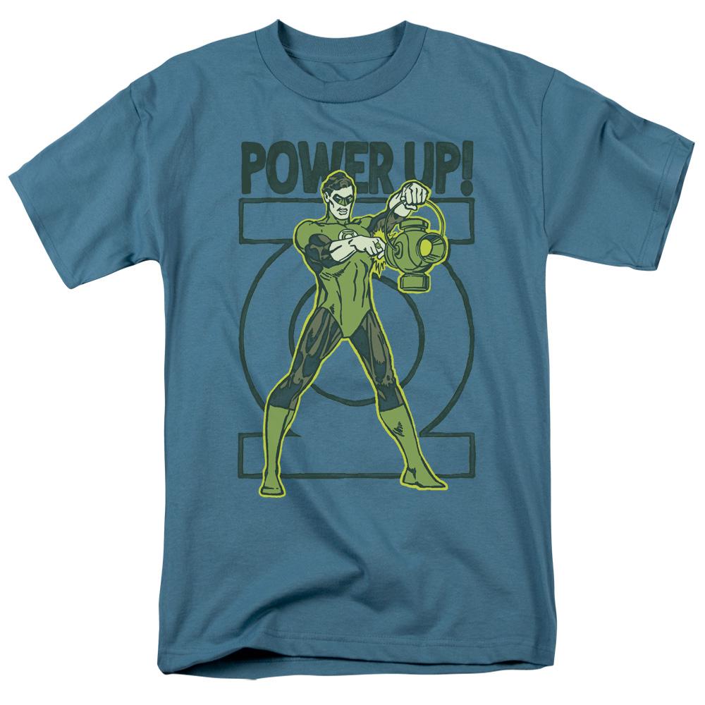 Green Lantern Power Up T-Shirt