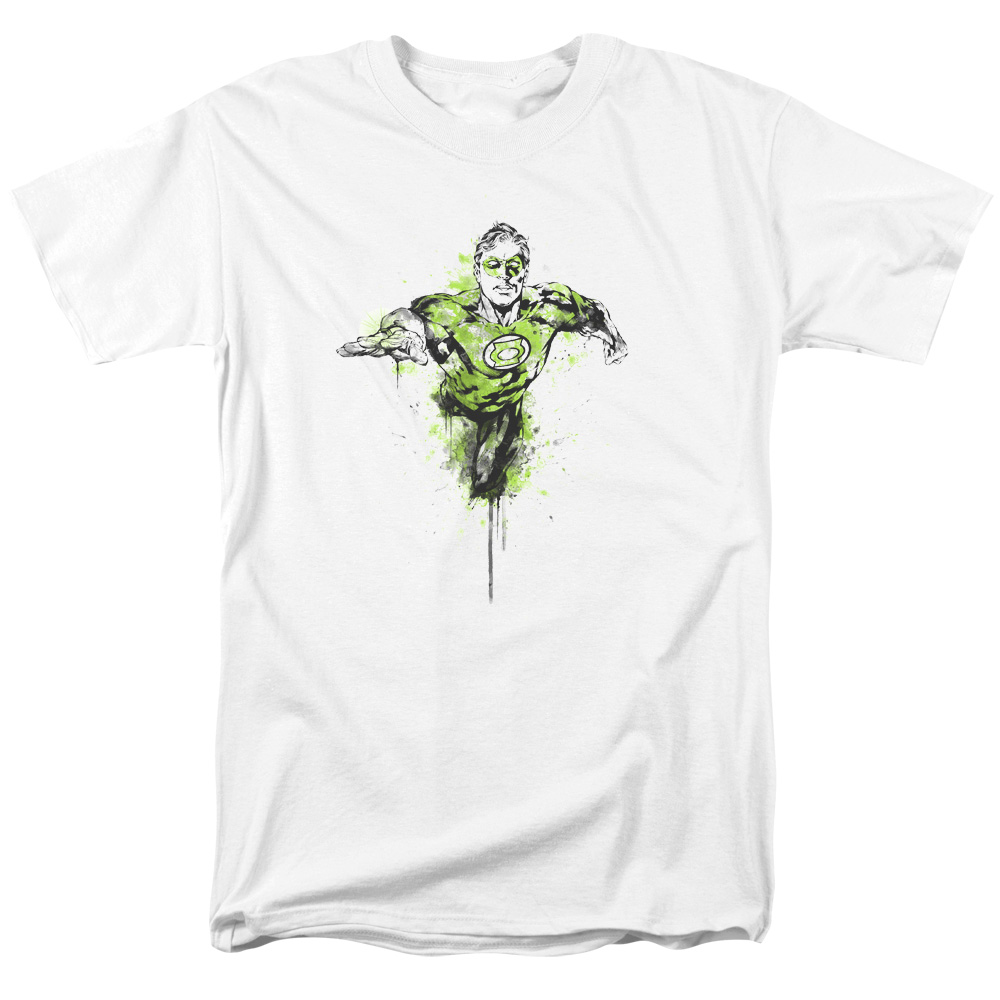 Green Lantern Inked