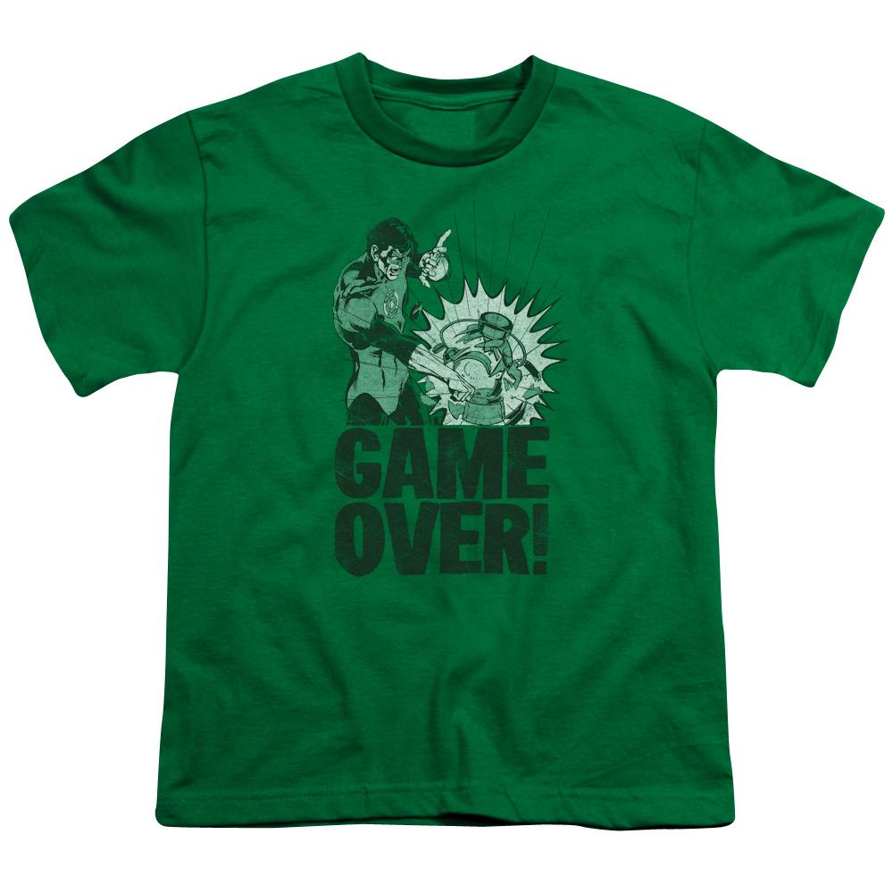 Green Lantern Game Over Kids T-Shirt