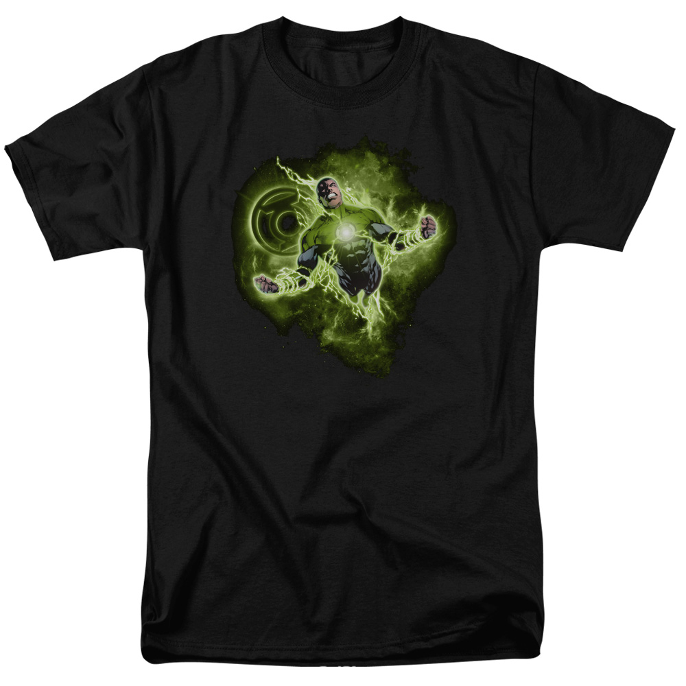 Green Lantern Nebula T-Shirt