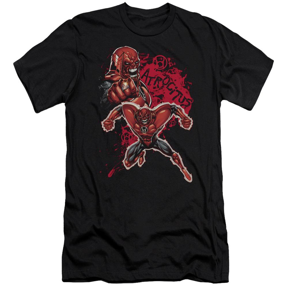 Green Lantern Atrocitus Slim Fit T-Shirt