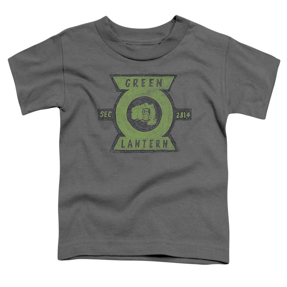 Green Lantern Section Toddler T-Shirt