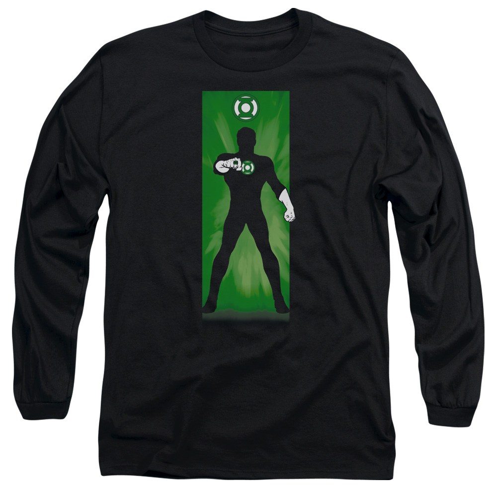 Green Lantern  Long Sleeve Shirt