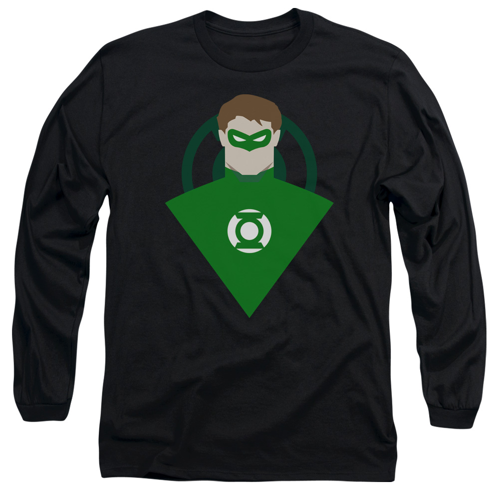 Green Lantern Simple  Long Sleeve Shirt