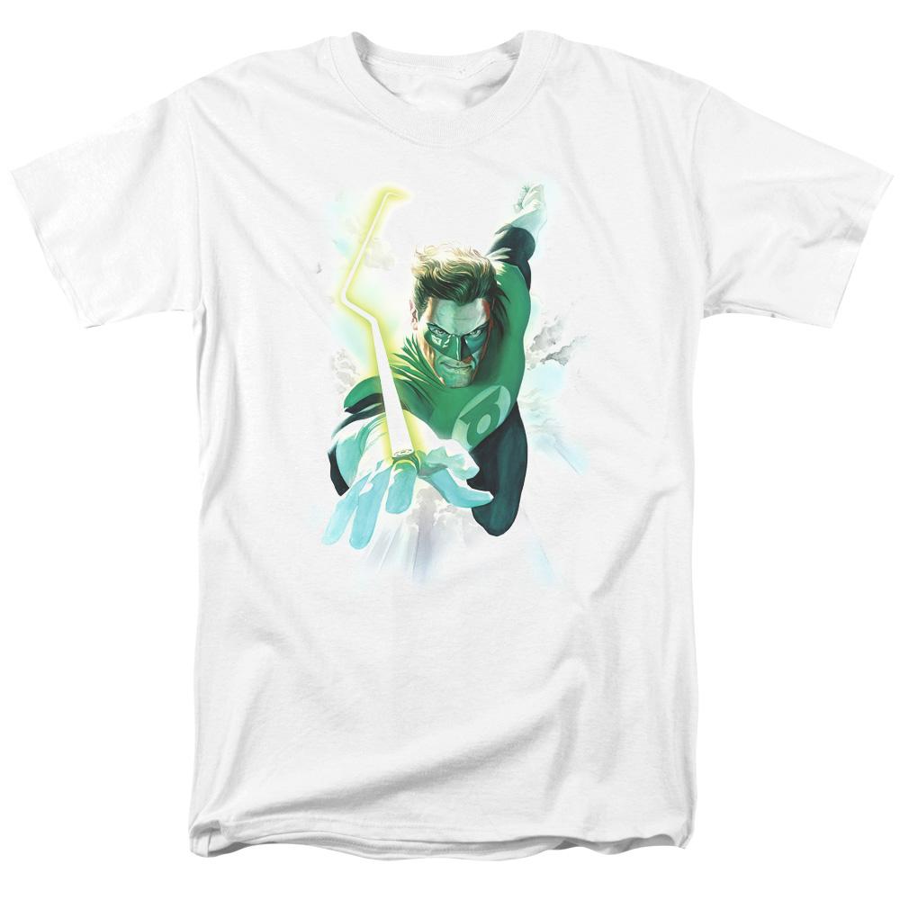 Green Lantern Clouds T-Shirt