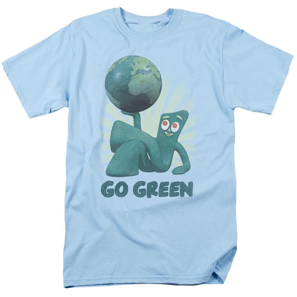 Gumby Go Green T-Shirt