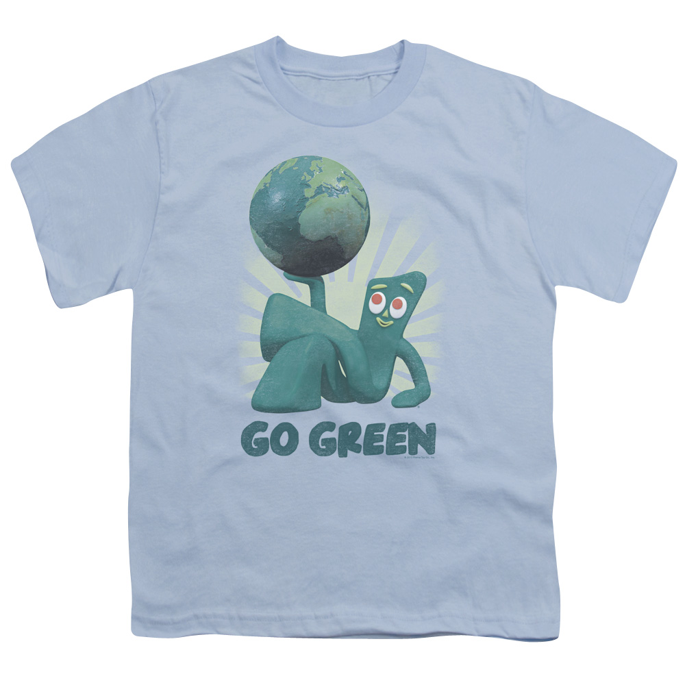 Gumby Go Green