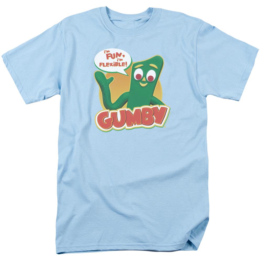 Gumby Fun & Flexible T-Shirt