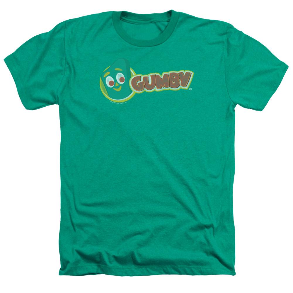 Gumby Logo Heather T-Shirt