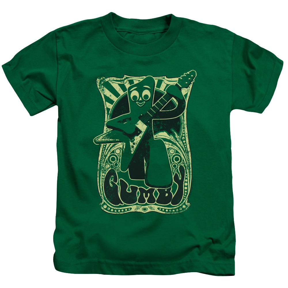 Vintage Gumby Rock Poster Juvy T-Shirt