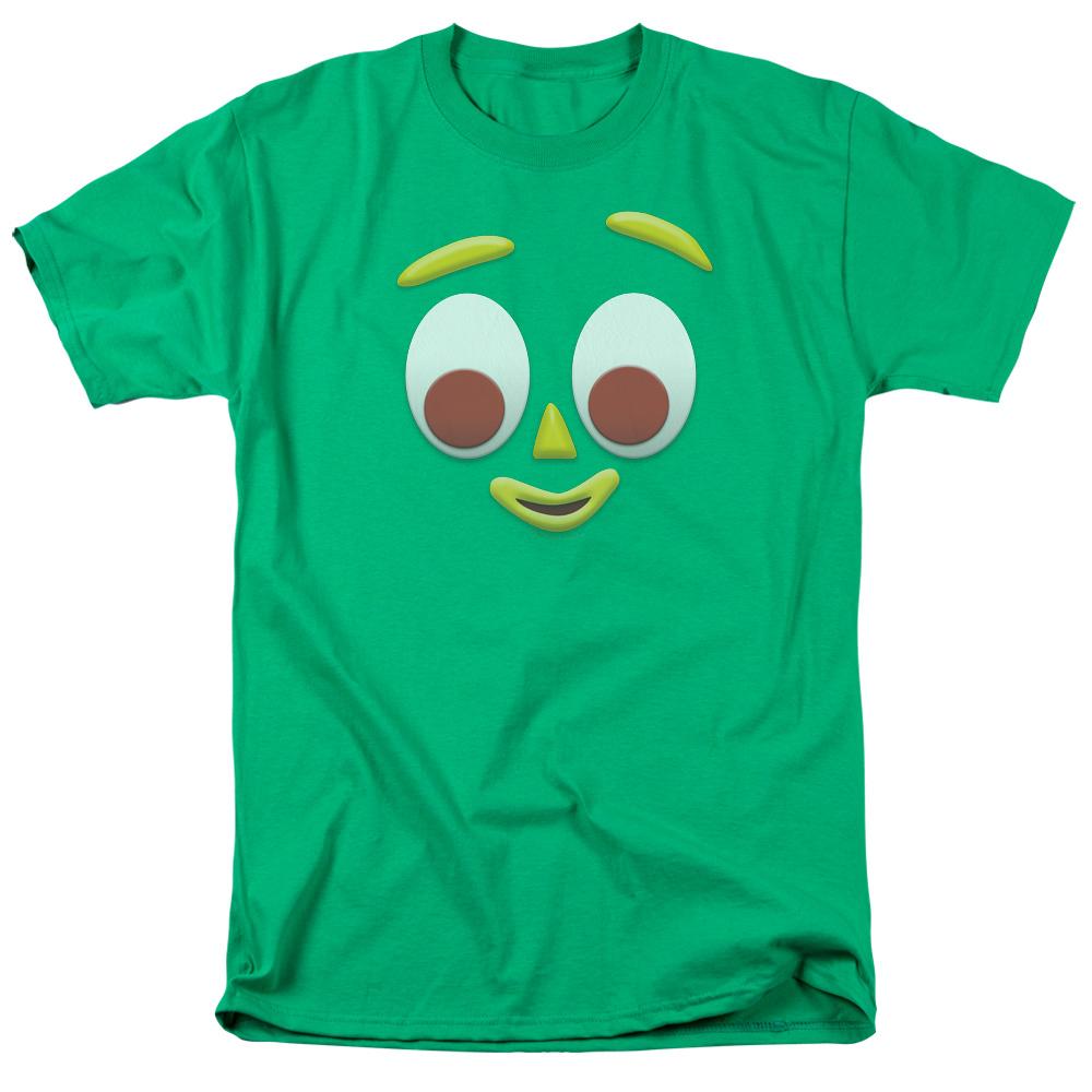 Gumby Gumbme Face T-Shirt