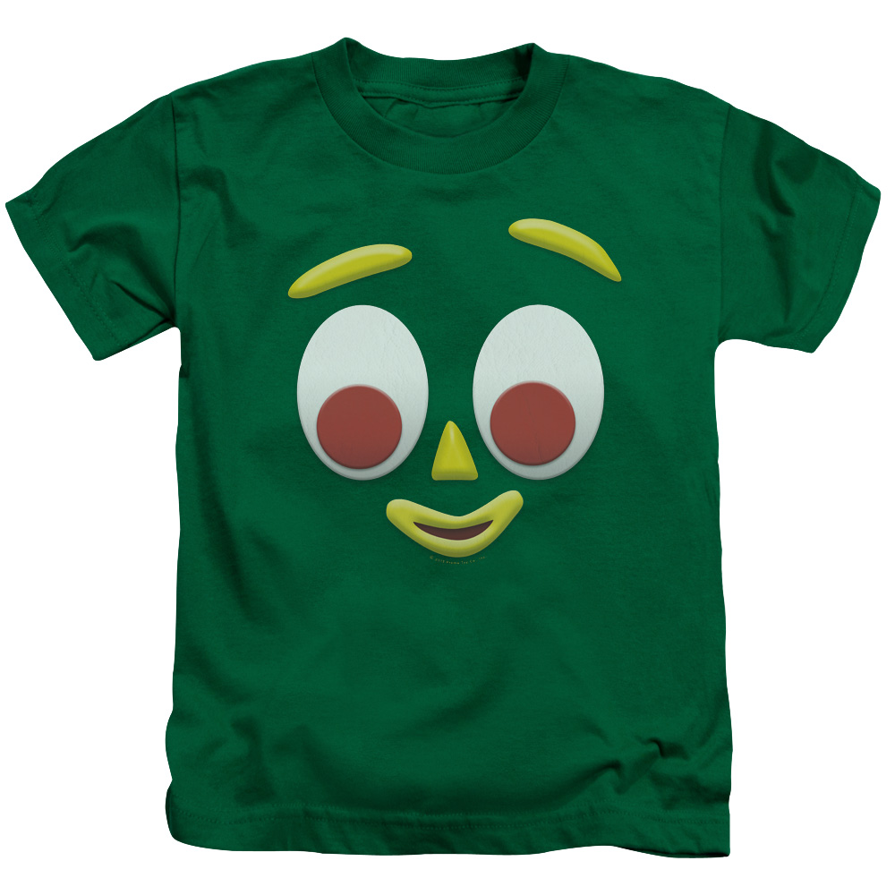 Gumby Gumbme Face Juvy T-Shirt