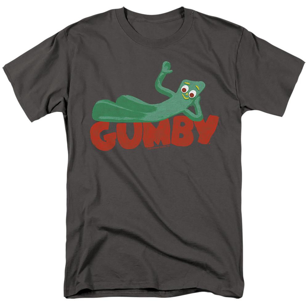 Gumby On Logo T-Shirt