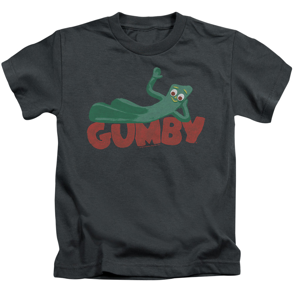 Gumby On Logo Juvy T-Shirt