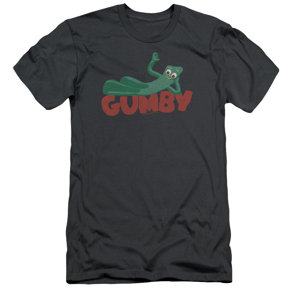 Gumby On Logo