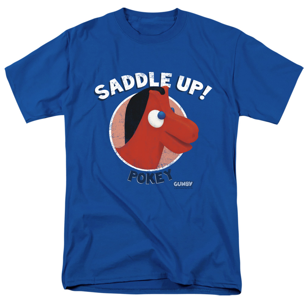 Gumby Saddle Up