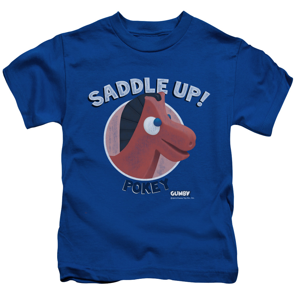 Gumby Saddle Up Juvy T-Shirt