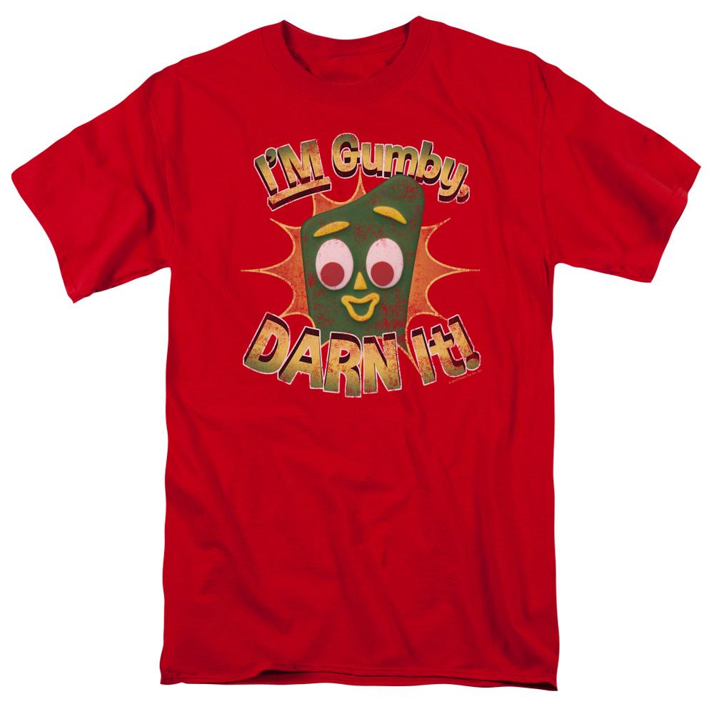Gumby Darn It T-Shirt