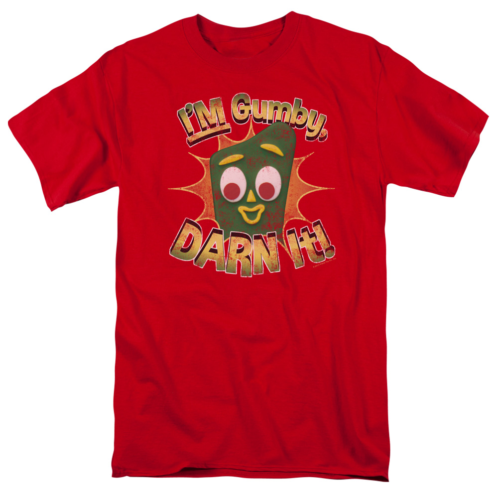 Gumby Darn It