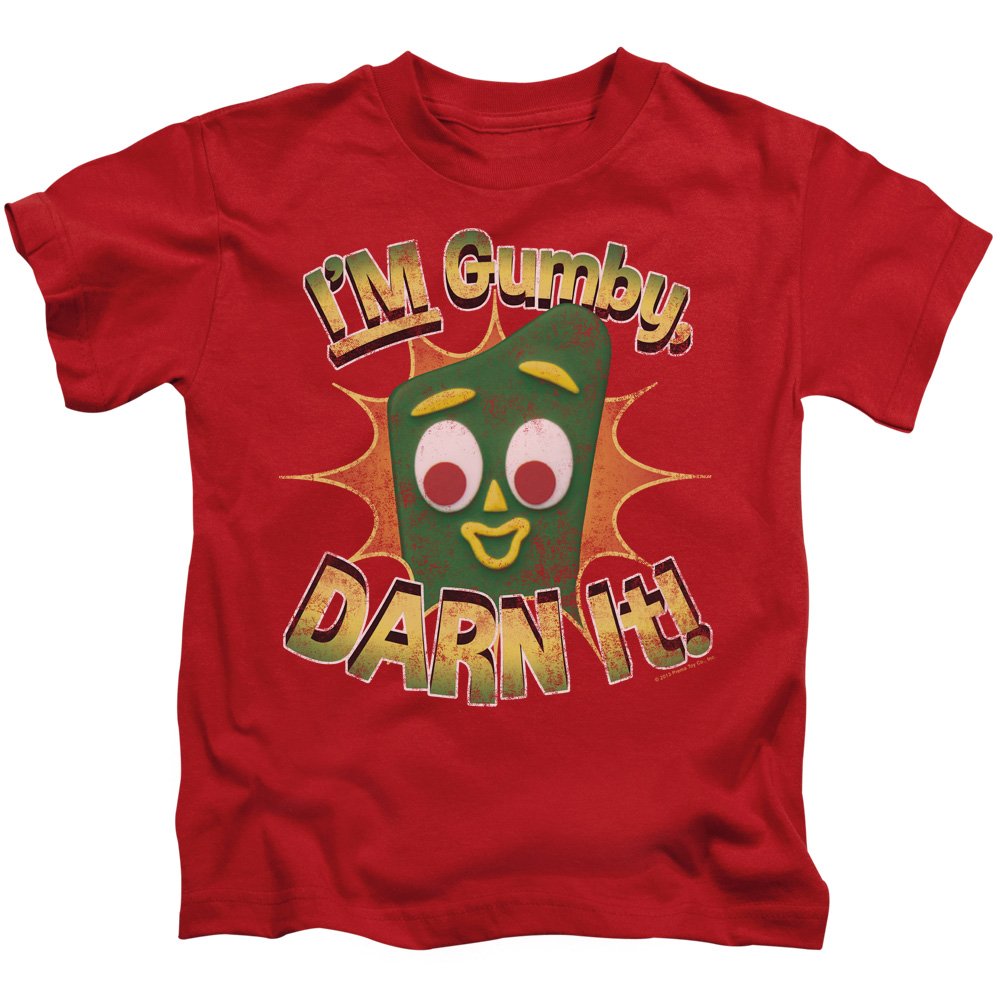 Gumby Darn It Juvy T-Shirt