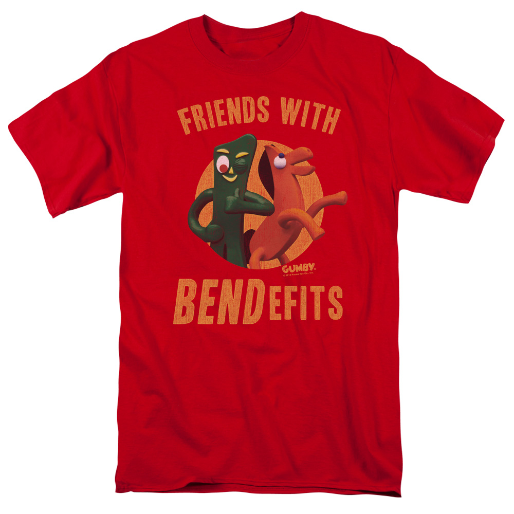 Gumby Bendefits T-Shirt