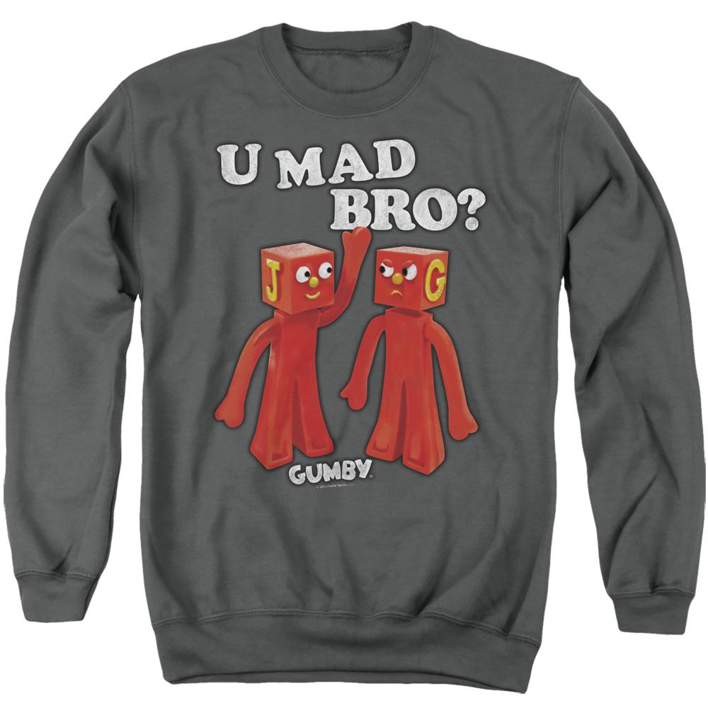 Gumby U Mad Bro Sweater