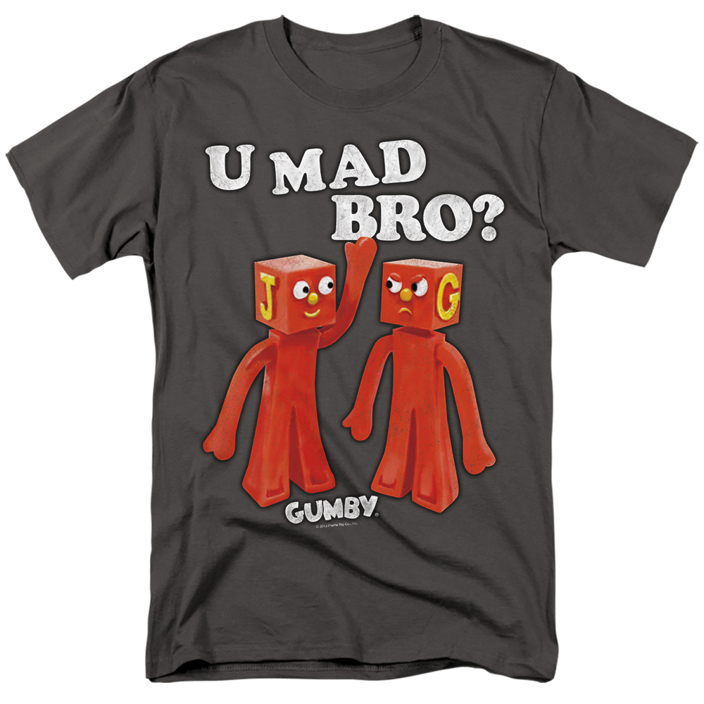 Gumby U Mad Bro T-Shirt