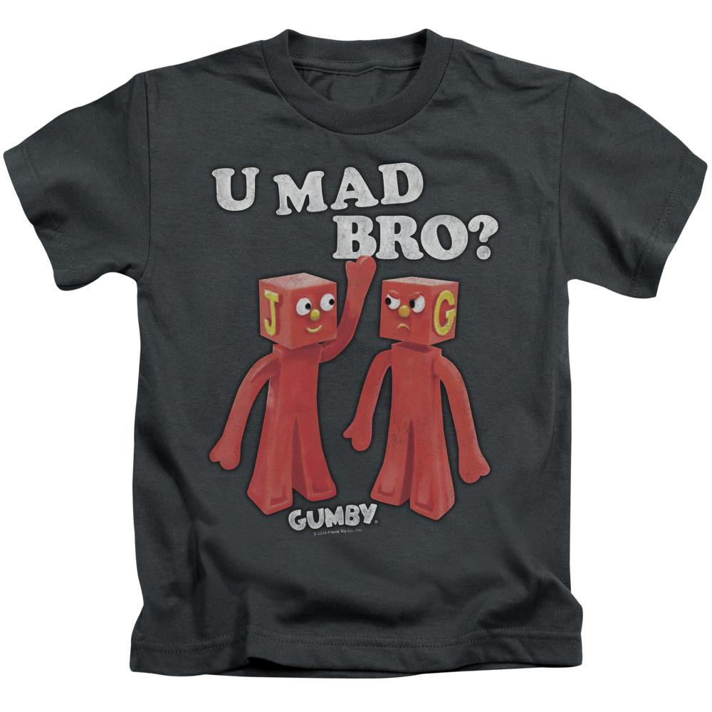 Gumby U Mad Bro