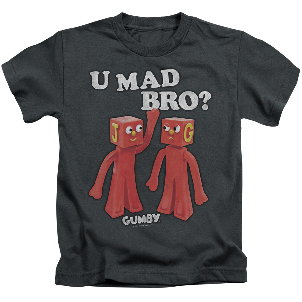 Gumby U Mad Bro Juvy T-Shirt