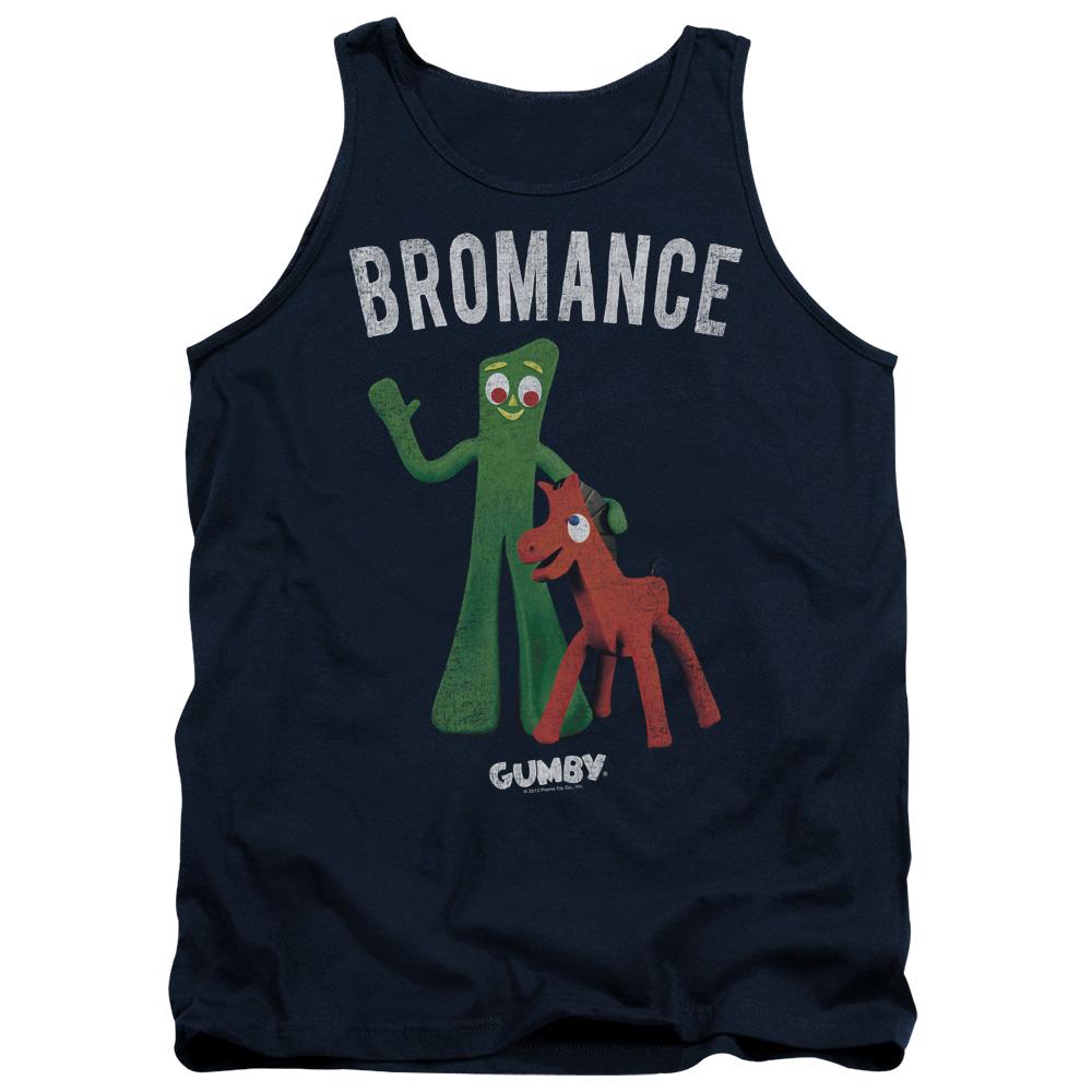 Gumby Bromance