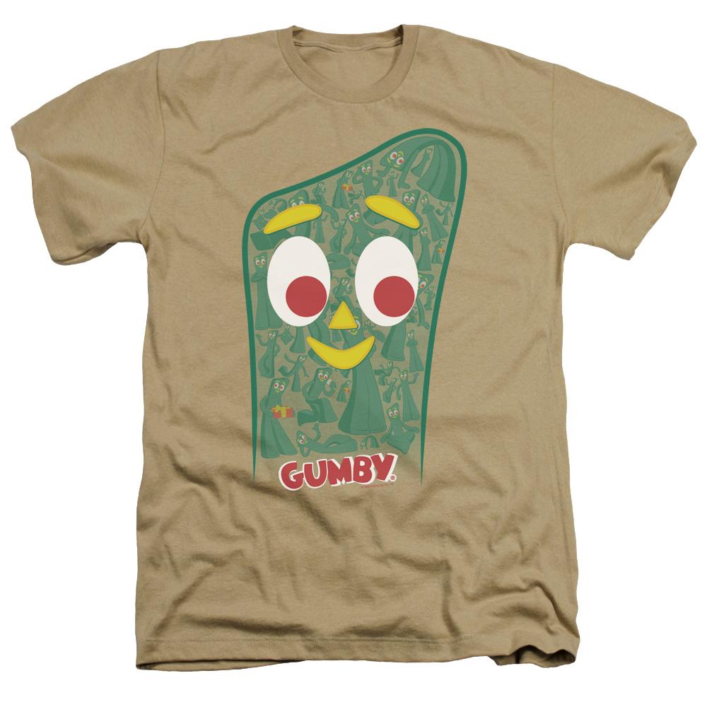 Inside Gumby Heather T-Shirt