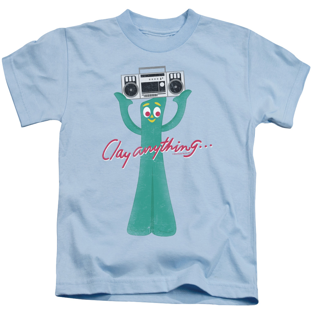 Gumby Clay Anything Juvy T-Shirt
