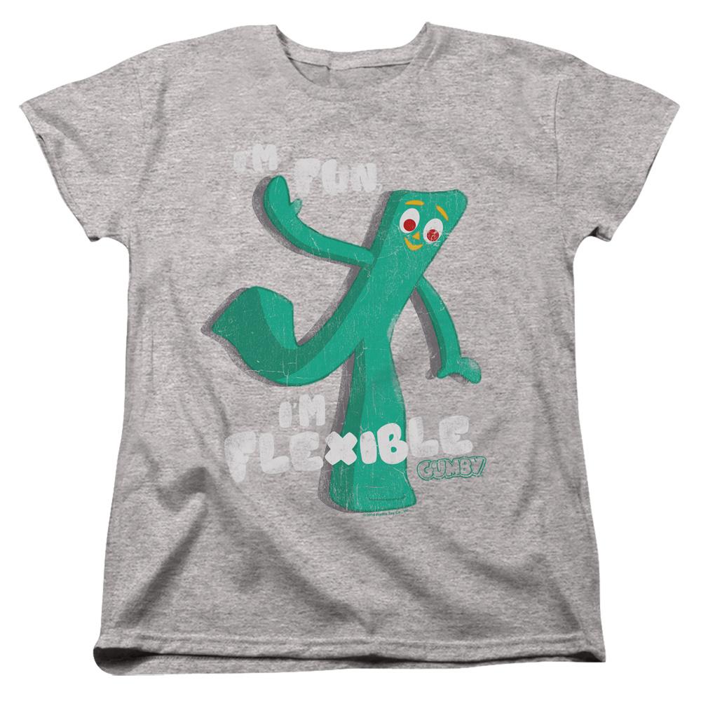 Gumby Flex Women's T-Shirt