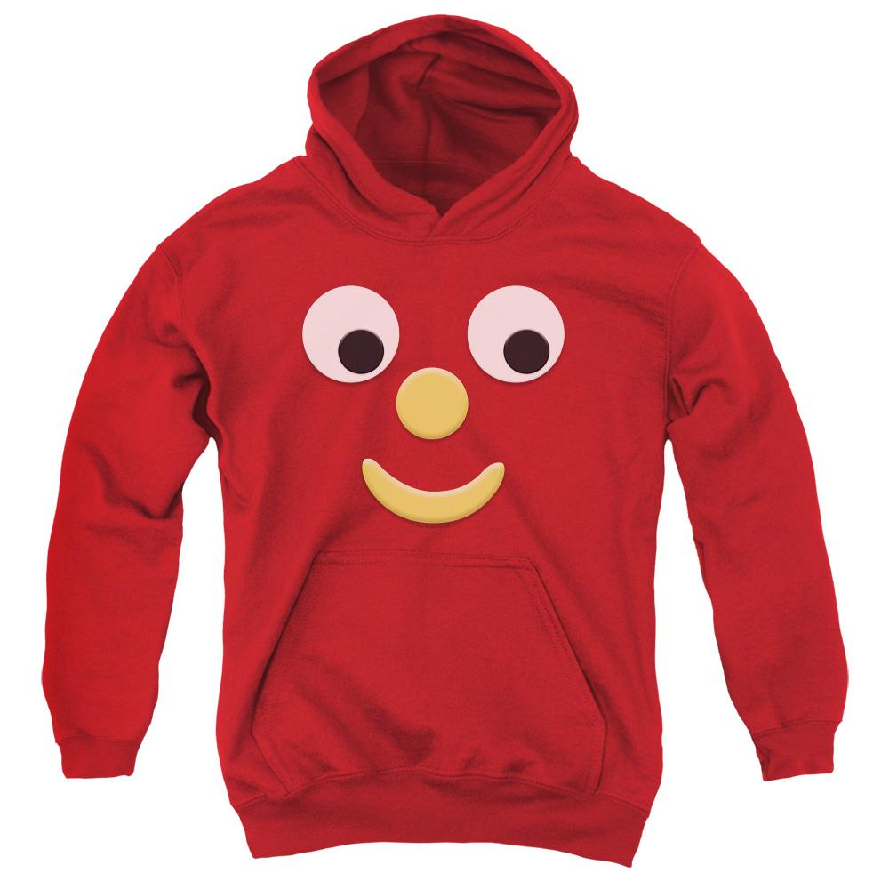 Gumby Blockhead J Kids Hoodie