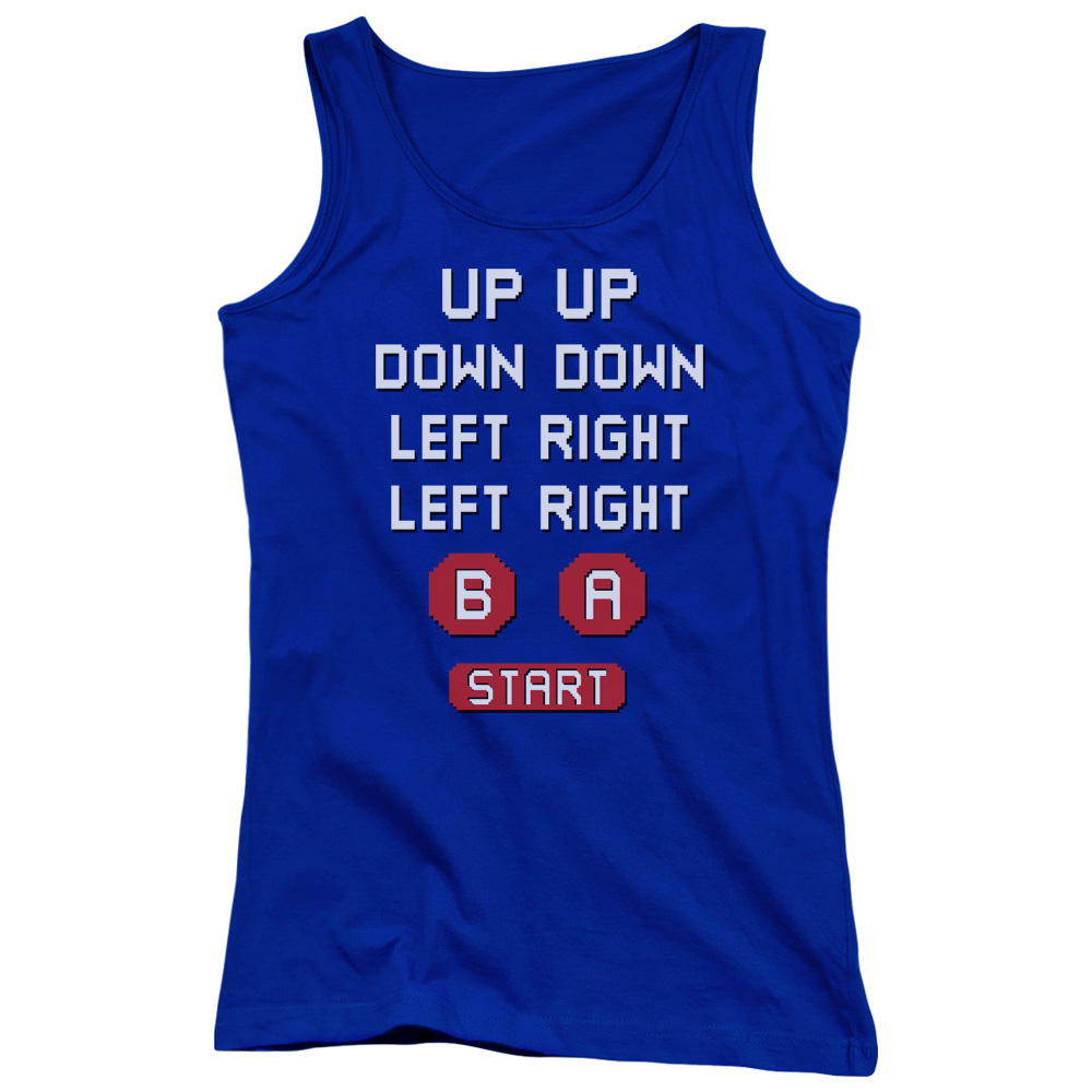 Life Code - Gamer Juniors Tank Top