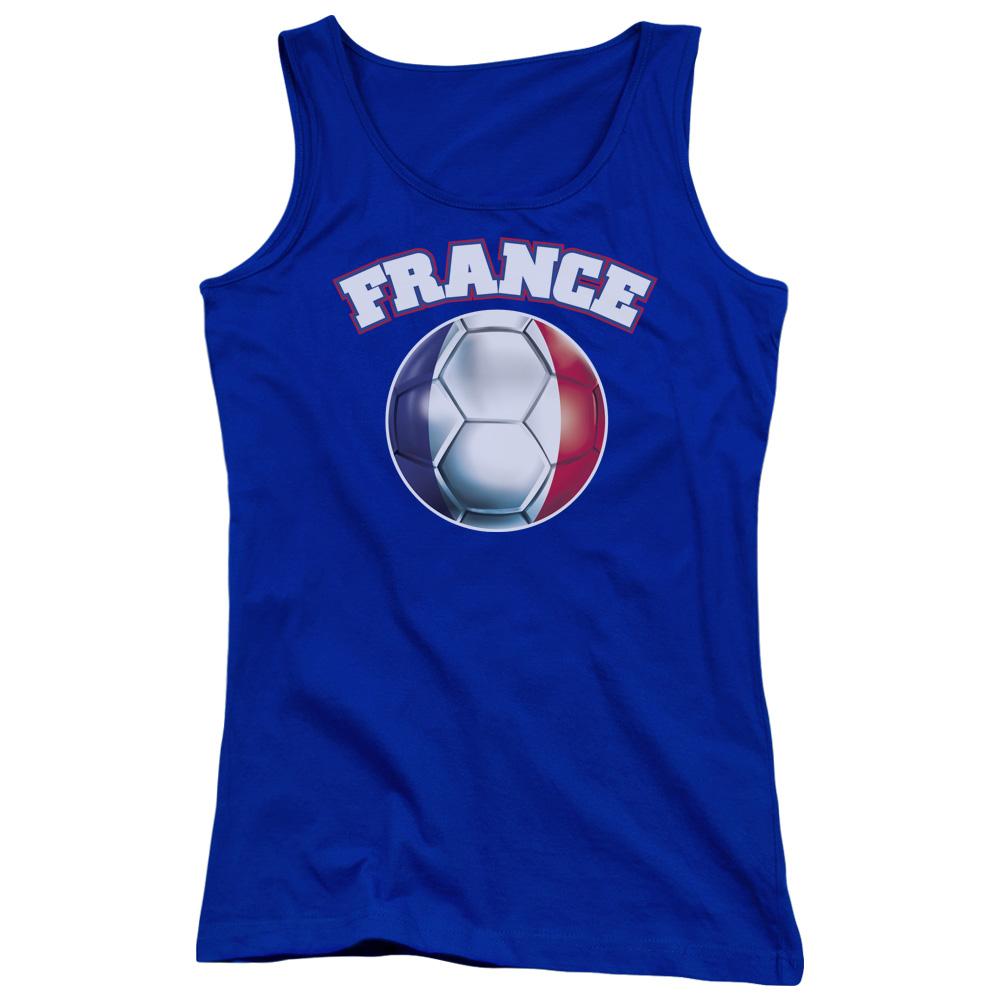 France Soccer Juniors Tank Top