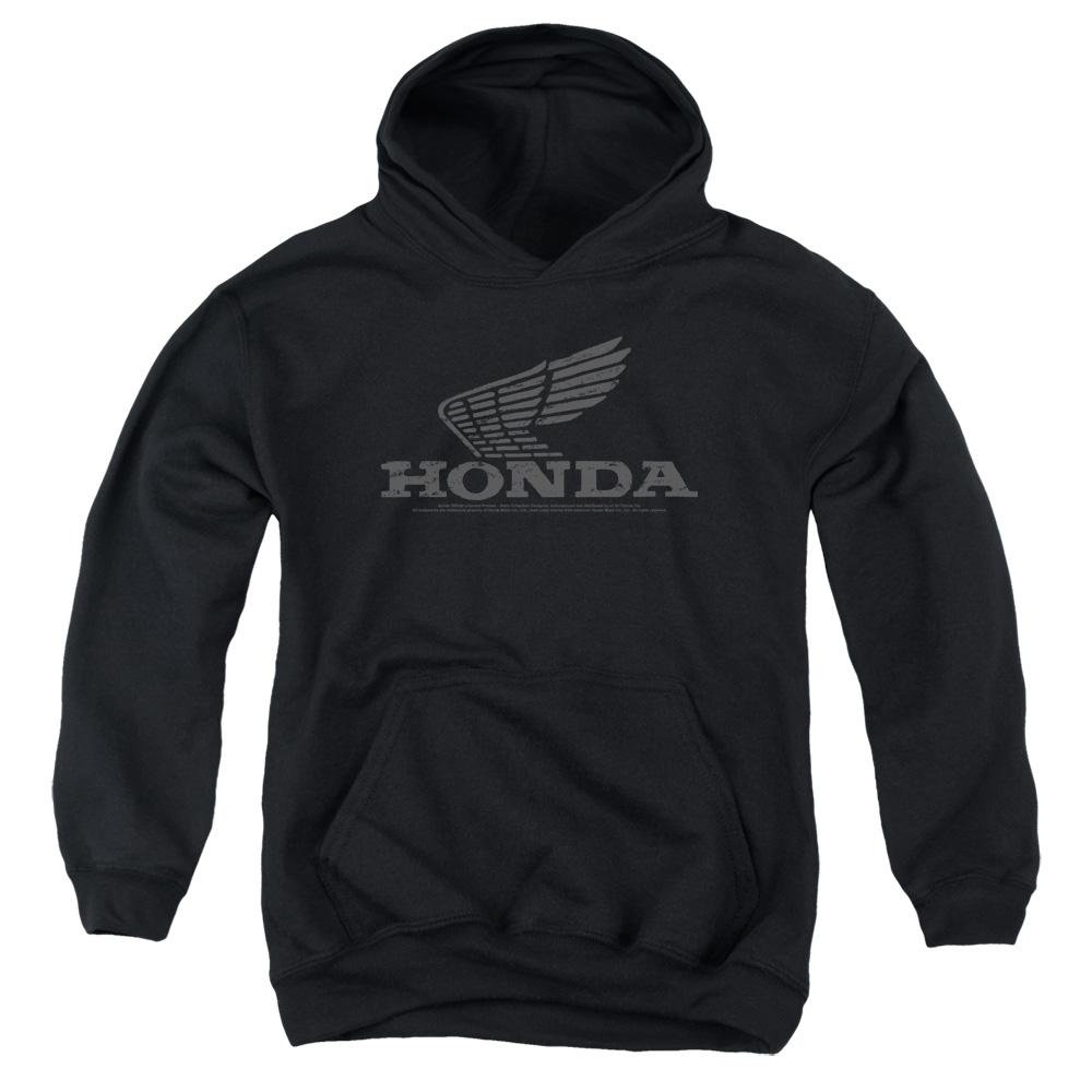 Honda Vintage Wing Kids Hoodie