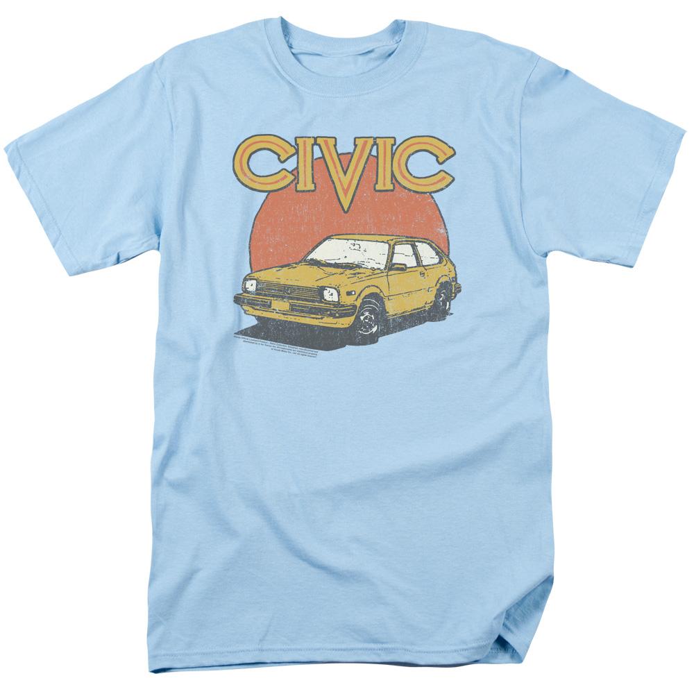 Retro Civic Honda T-Shirt