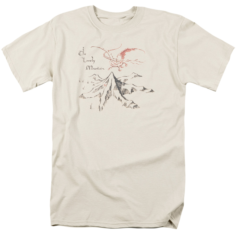 Lonely Mountain The Hobbit T-Shirt