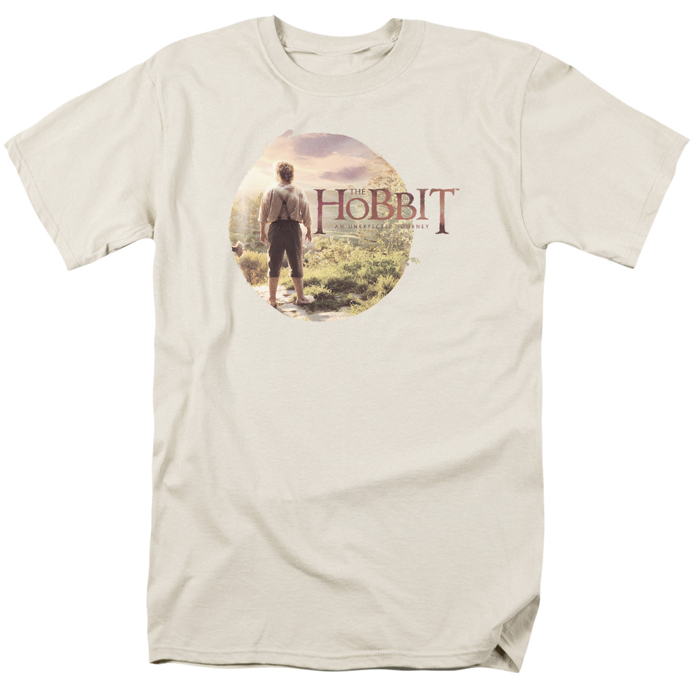 The Hobbit In Circle The Hobbit T-Shirt