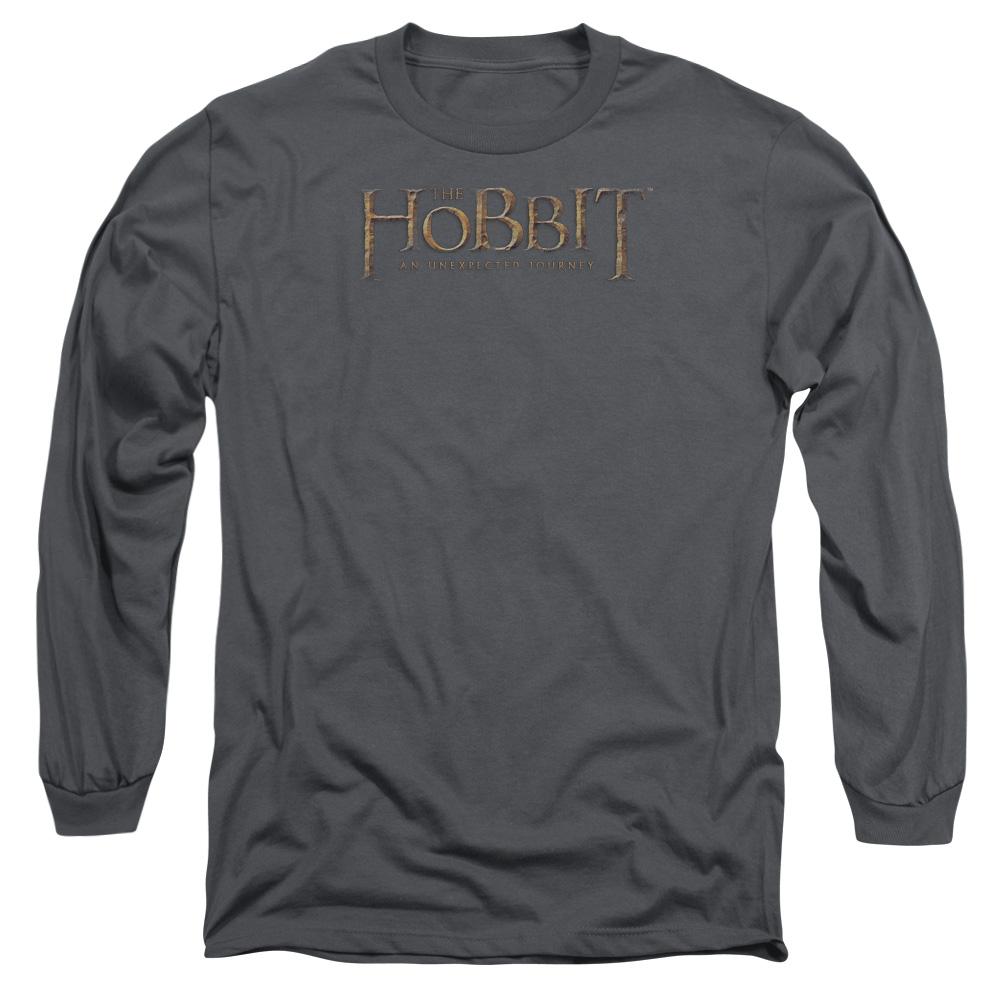 Distressed Logo The Hobbit Long Sleeve Shirt