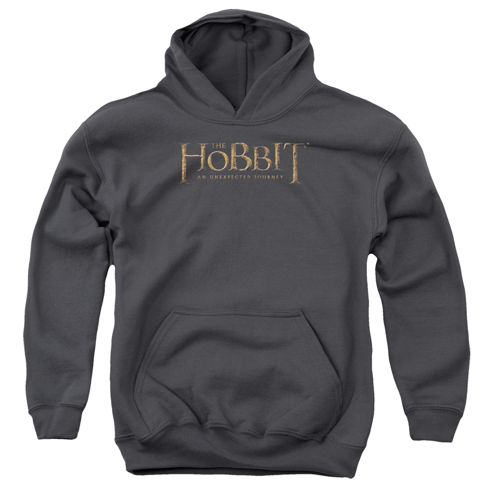Distressed Logo The Hobbit Kids Hoodie