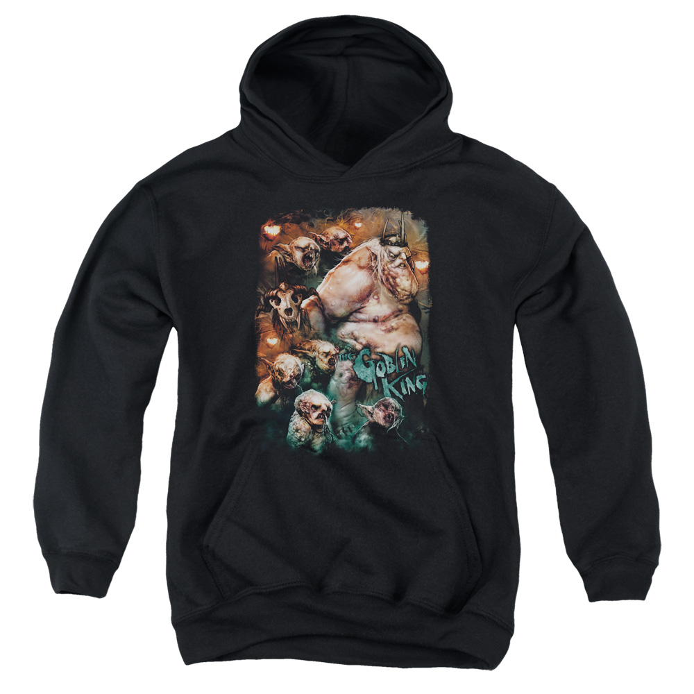 Goblin King The Hobbit Kids Hoodie