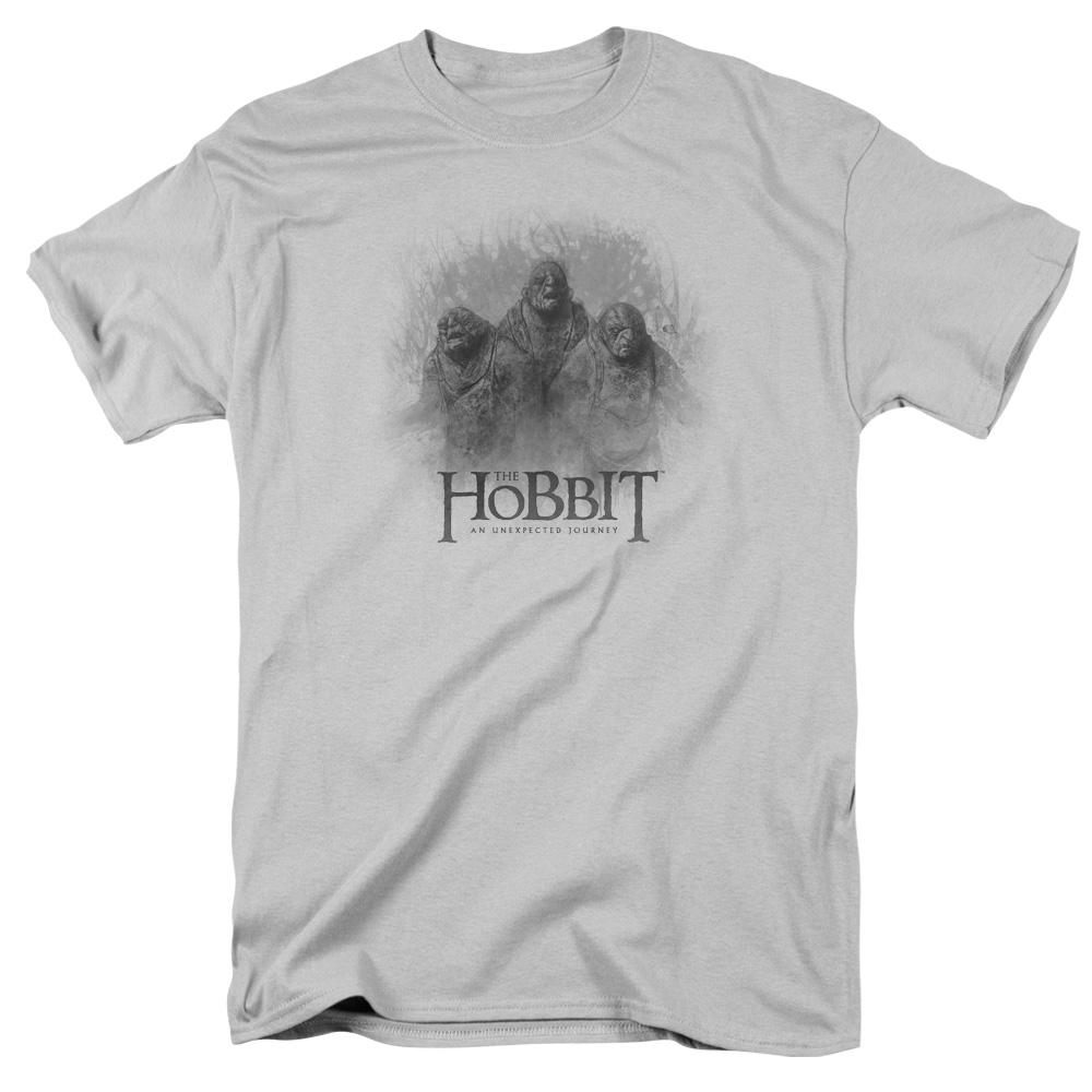Three Trolls The Hobbit T-Shirt