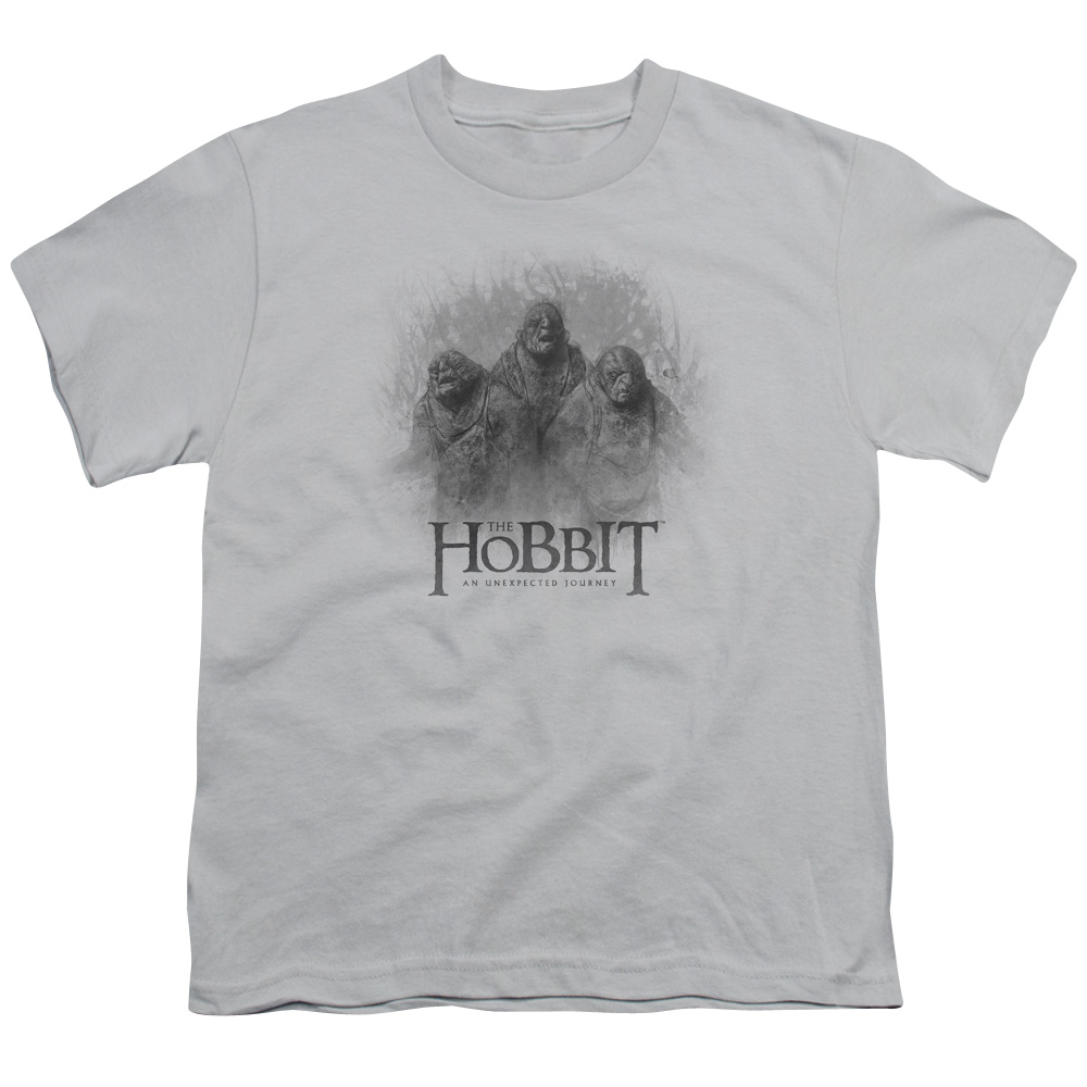 Three Trolls The Hobbit