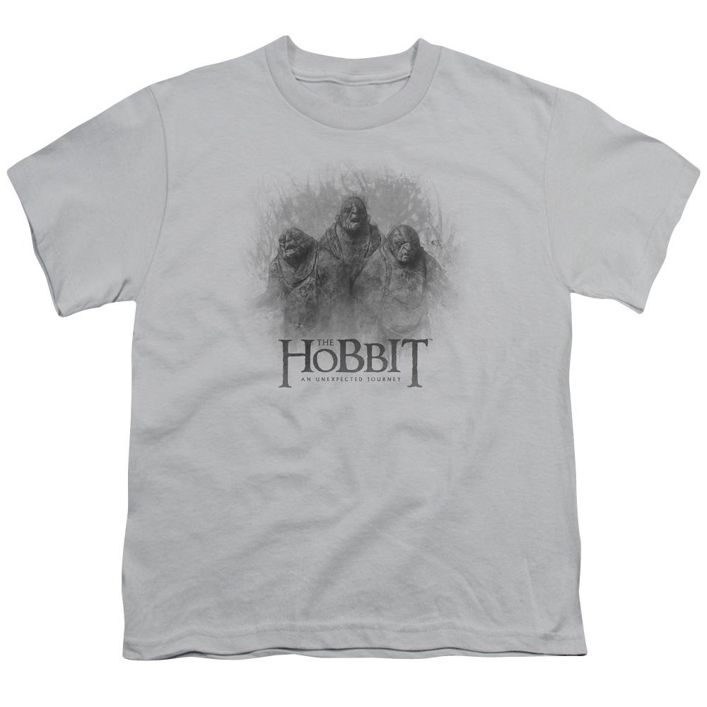 Three Trolls The Hobbit Kids T-Shirt