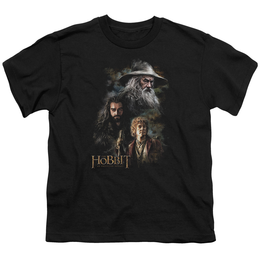 Painting The Hobbit Kids T-Shirt