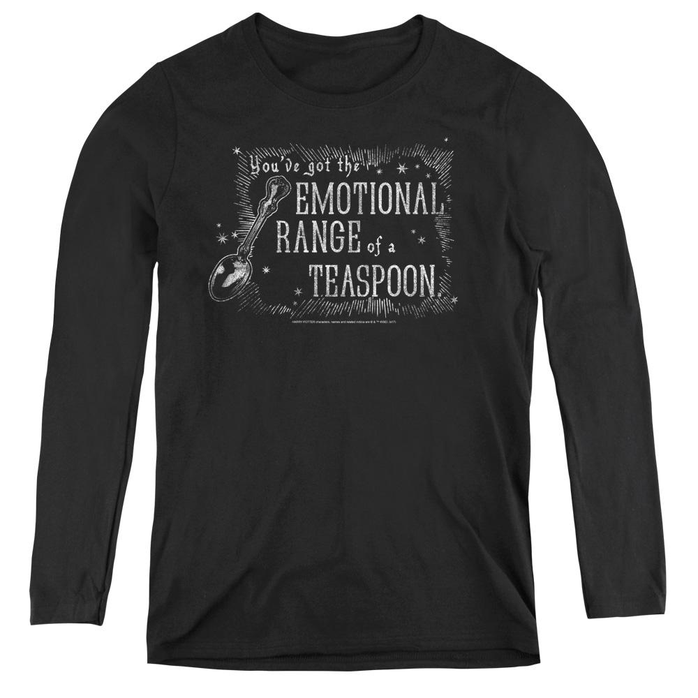 Harry Potter Order Of Pheonix Teaspoon Women's Long Sleeve Shirt