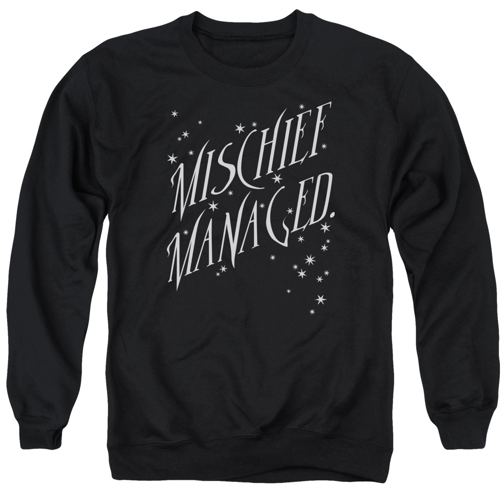Harry Potter Mischief Managed 4 Sweater